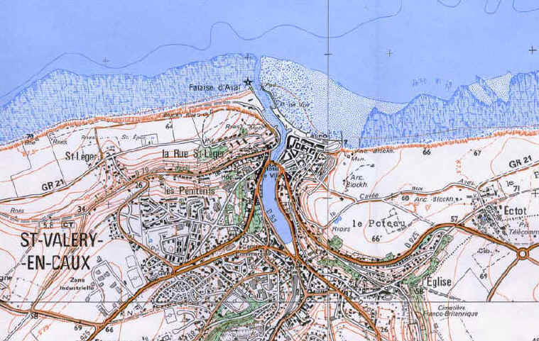 Cartestvalery - Saint valery en caux restaurant du port ...